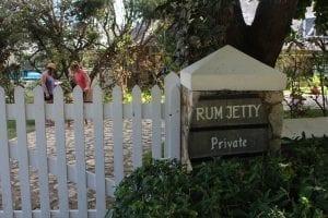 Jour 2: Rum Jetty villa