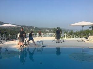 Jours 5 & 6: Villa 16 & Round Hill Pool